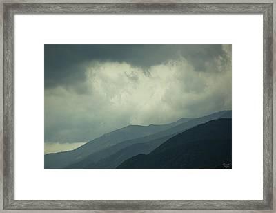 Mala Fatra Framed Print by Renata Vogl