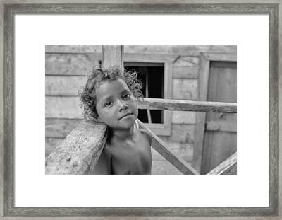 Mamacita Framed Print by Tina Manley