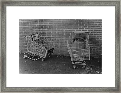 Mangled Fresh Framed Print by Ravi Lee