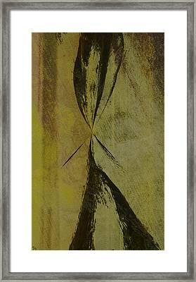 March Of The Ent Framed Print by Ken Walker