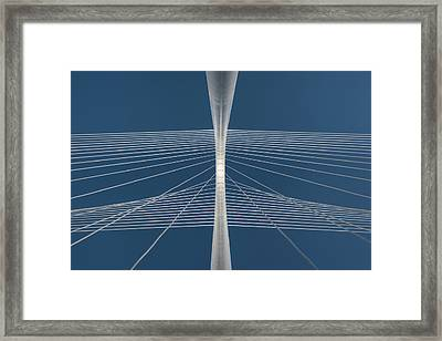 Margaret Hunt Hill Bridge Framed Print by Todd Landry Photography