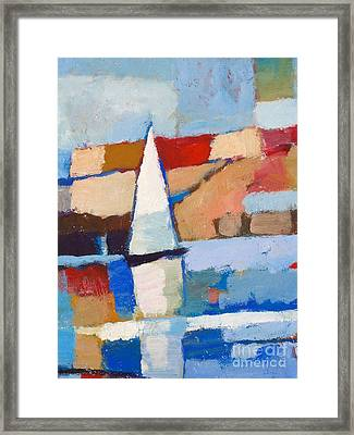 Maritime Framed Print by Lutz Baar