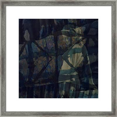 Material Girl  Framed Print by Paul Lovering