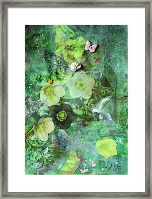 Mary Mary Framed Print by Jennifer Kelly