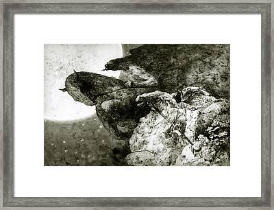 Master Framed Print by Valeriy Mavlo