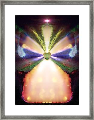 Mastho Framed Print by Raymel Garcia