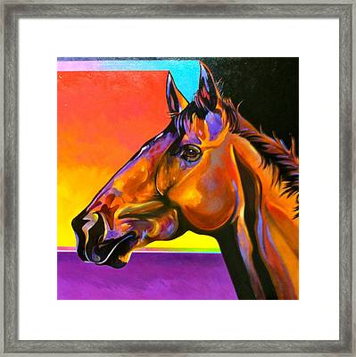 Maurice Framed Print by Bob Coonts