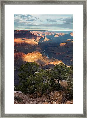 May Day Sunrise Framed Print by Mike Buchheit