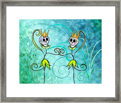 May Flowers Framed Print by Tammy Wetzel