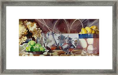 May I Have This Dance Framed Print by Elizabeth Carr