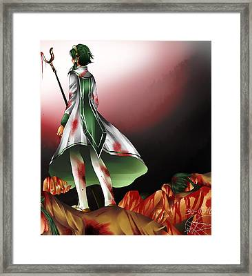 May I Have This Dance Framed Print by Mio Dahlback
