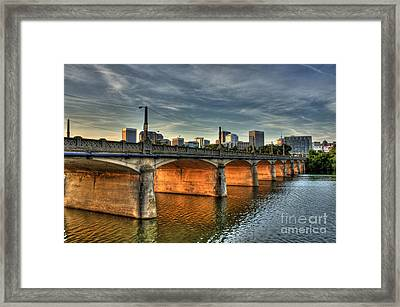 Mayo Bridge Framed Print by Tim Wilson
