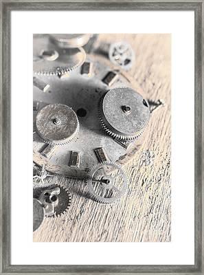 Mechanical Art Framed Print by Jorgo Photography - Wall Art Gallery