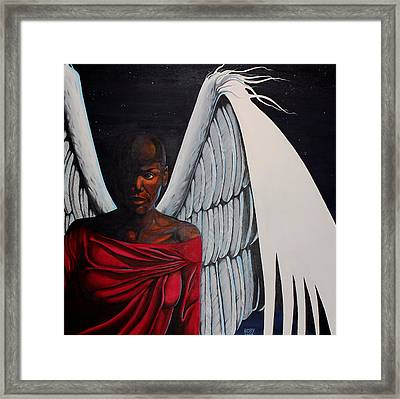 Meditation Framed Print by William Roby