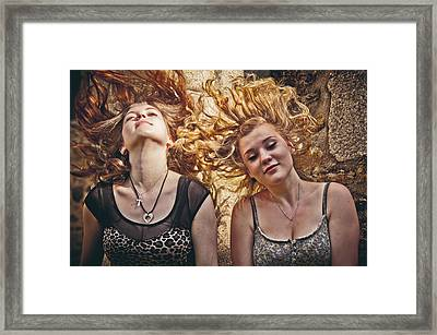 Medusae Framed Print by Loriental Photography
