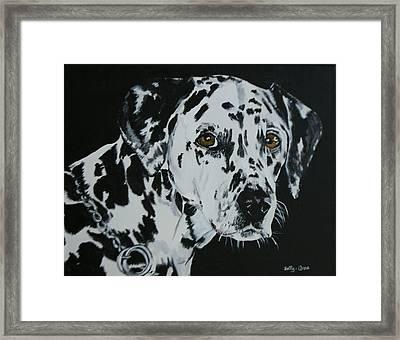 Meet Annie Framed Print by Betty-Anne McDonald