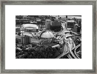 Mellon Arena  Framed Print by Emmanuel Panagiotakis