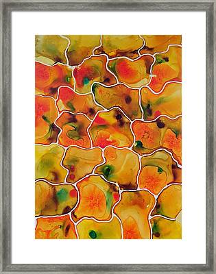 Membranes Framed Print by Jose Luis Seligson