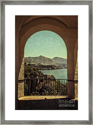 Memories From A Time Long Ago Framed Print by Mary Machare
