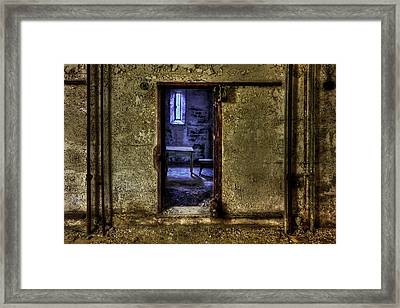 Memories From The Room Framed Print by Evelina Kremsdorf