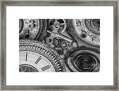 Memories In Time Framed Print by Tom Gari Gallery-Three-Photography