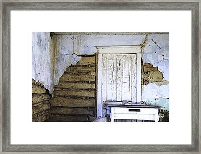 Memories Of The Past 5 Framed Print by Bob Christopher