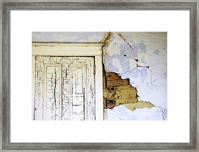 Memories Of The Past 6 Framed Print by Bob Christopher