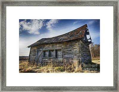 Memories Of The Past 7 Framed Print by Bob Christopher