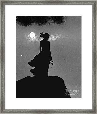 Memories Framed Print by Robert Foster