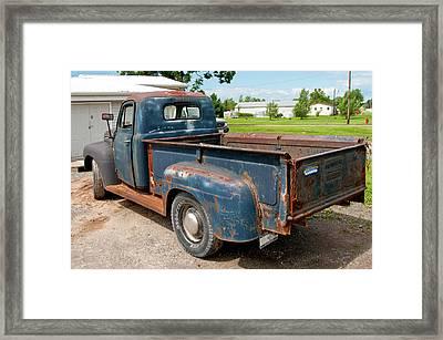Mercury 2236 Framed Print by Guy Whiteley