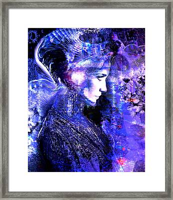 Meta #6 Framed Print by Ron Matzov