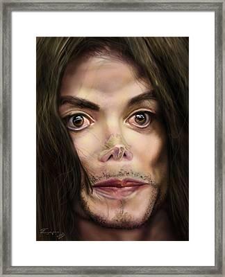 Michaels Magnum Opus 1 Framed Print by Reggie Duffie
