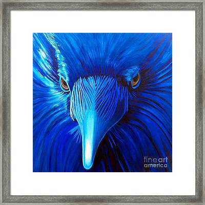 Midnight Magic Framed Print by Brian  Commerford
