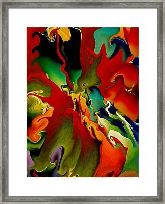 Migration Of Dreams Framed Print by Ken OToole