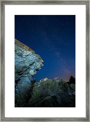 Milky Way Framed Print by William Sanger