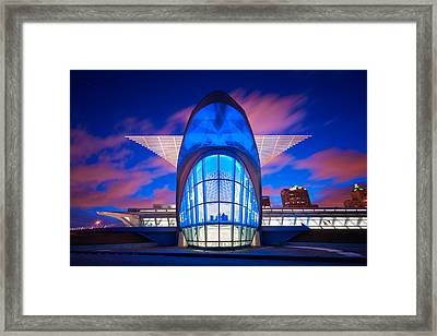 Milwaukee's Wings Framed Print by Josh Eral