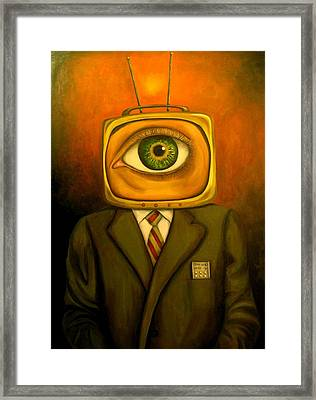 Mind Changer Framed Print by Leah Saulnier The Painting Maniac