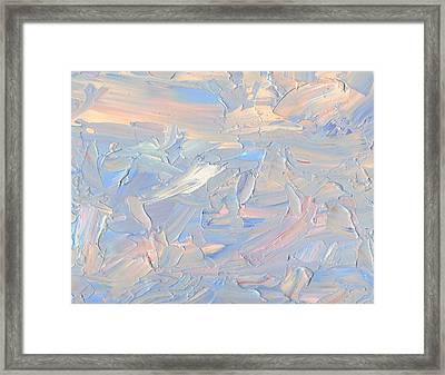 Minimal 11 Framed Print by James W Johnson