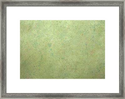 Minimal Number 1 Framed Print by James W Johnson