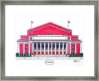 Minnesota Framed Print by Frederic Kohli
