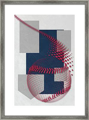 Minnesota Twins Art Framed Print by Joe Hamilton