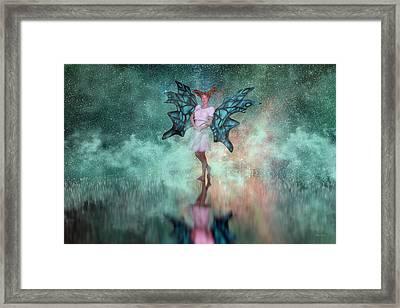 Mirage  Framed Print by Betsy Knapp