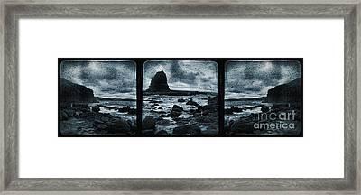 Misdirection Framed Print by Andrew Paranavitana