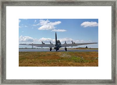 Mission 25 Framed Print by Peter Chilelli