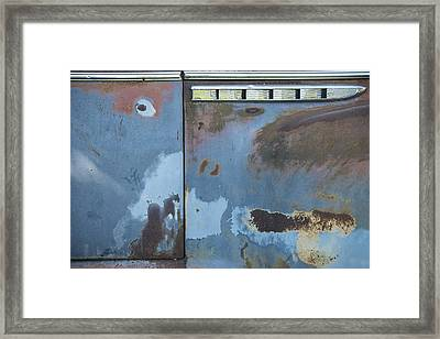Missouri Rust Framed Print by Christian Heeb