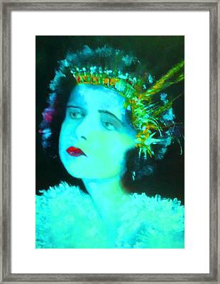 Missy B Framed Print by Frederick Lyle Morris