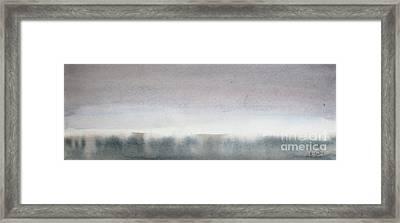 Misty Dawn Framed Print by Vesna Antic