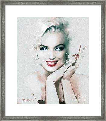 Mm 133  Framed Print by Theo Danella