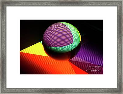 Mobious 1 Framed Print by Bob Christopher