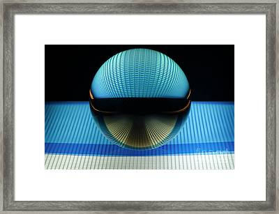 Mobious 11 Framed Print by Bob Christopher
